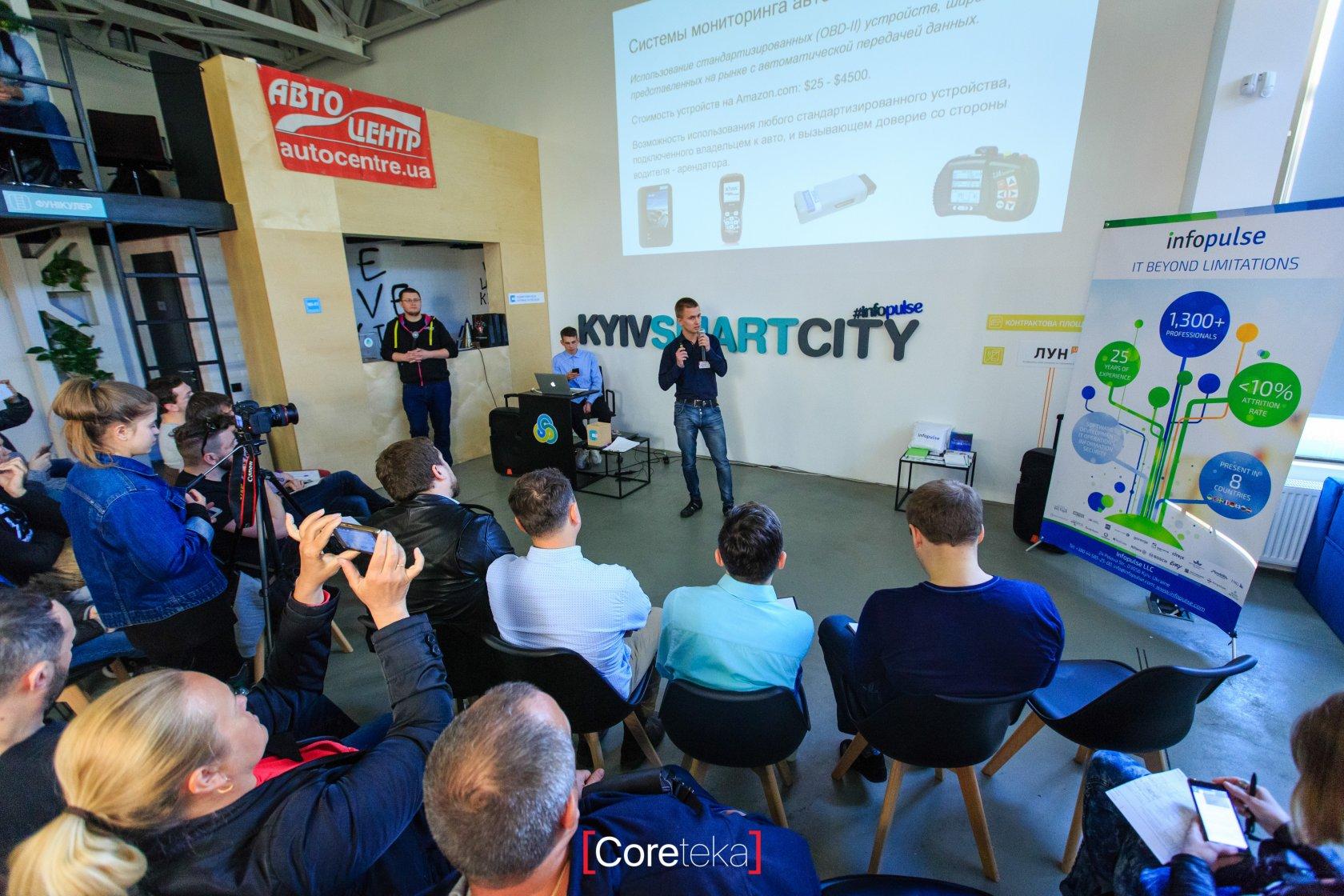CoreTeka Automotive Hackathon #1 - Coreteka