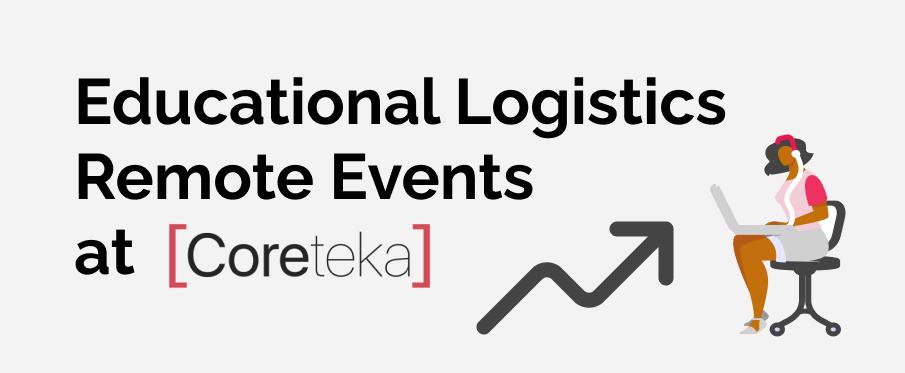 online workshops logistics
