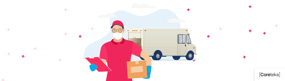 Transportation of vaccine and medical supplies
