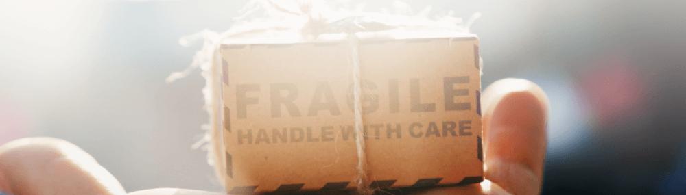 last mile delivery fragile package