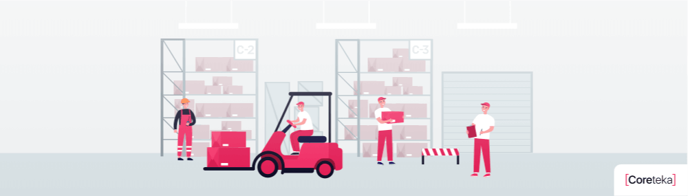 AI in warehouse management