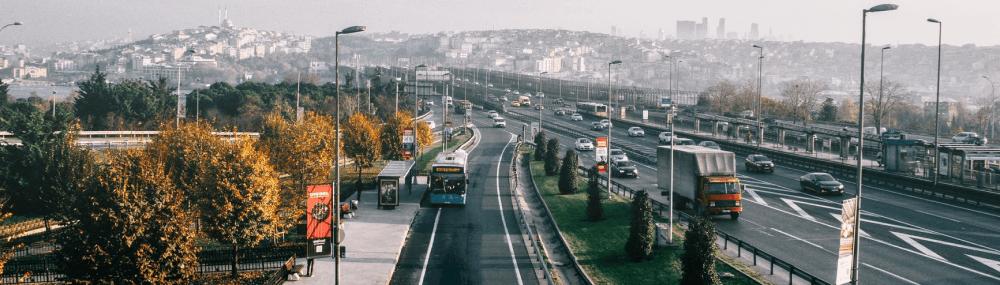 A target of fleet management software