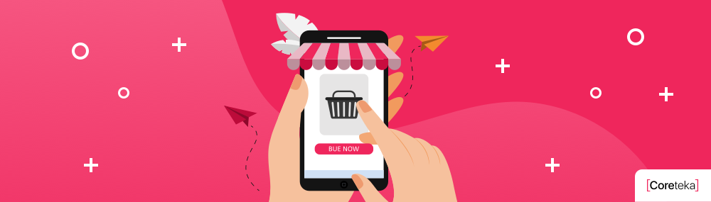 Examples of Retail Mobile App Trends in 2021