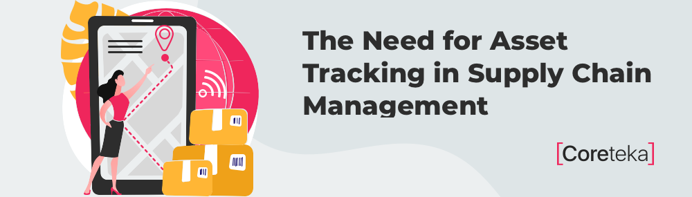 The Need for Asset Tracking in Supply Chain Management
