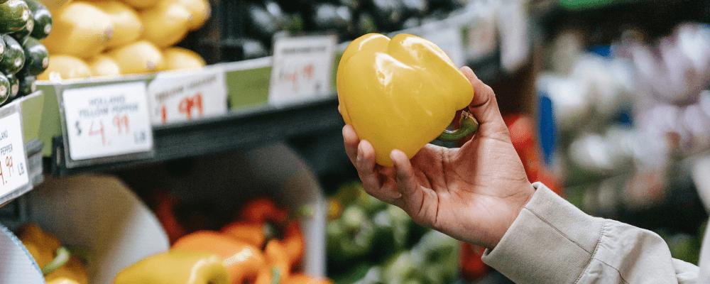 fresh fruit supply chain